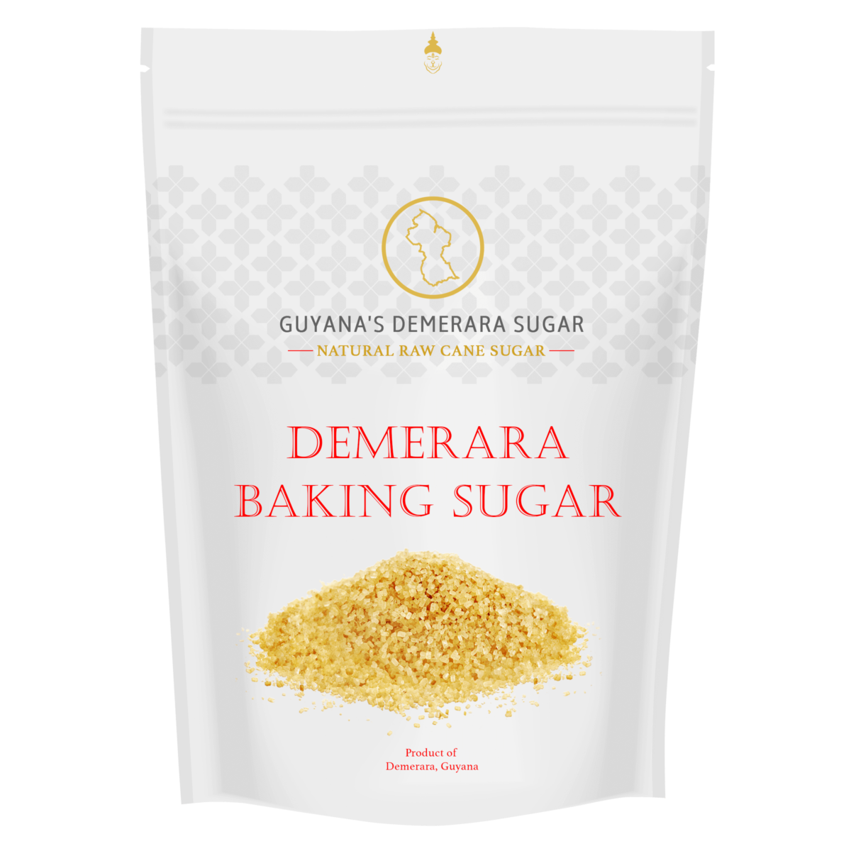 Demerara Baking Sugar
