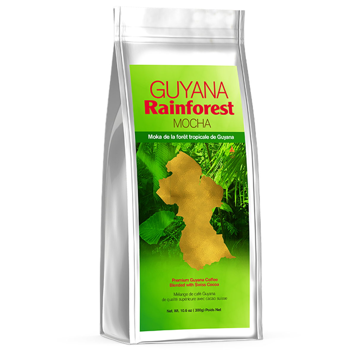 Guyana Rainforest Mocha